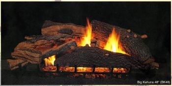 Big Kahuna Gas Logs